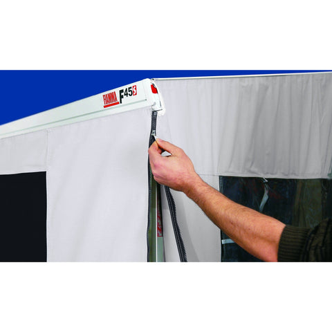Image of Leinwand Explorer Concept Caravan Awning (Thule/Fiamma) made by Leinwand. A Caravan Awning sold by Quality Caravan Awnings