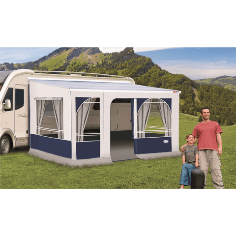 Leinwand Explorer Classic Caravan Awning (Thule/Fiamma) made by Leinwand. A Caravan Awning sold by Quality Caravan Awnings