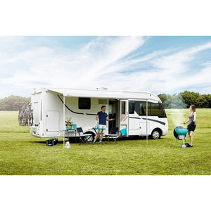 THULE Omnistor 5200 Awning Anodised + FREE Storm Straps made by Thule. A Motorhome Awnings sold by Quality Caravan Awnings