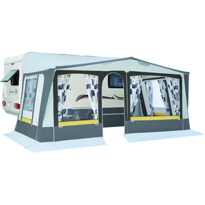 Exterior view of Trigano Adriatic Full Caravan Awning