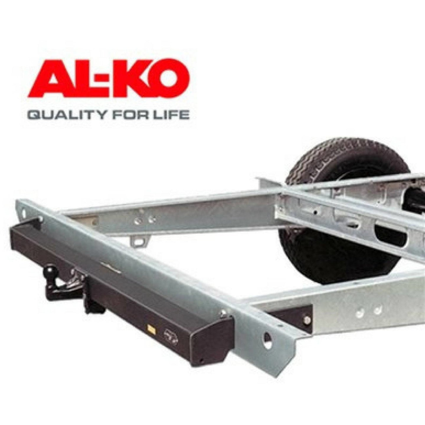 ALKO Towbar Assembly (1620355) - Quality Caravan Awnings