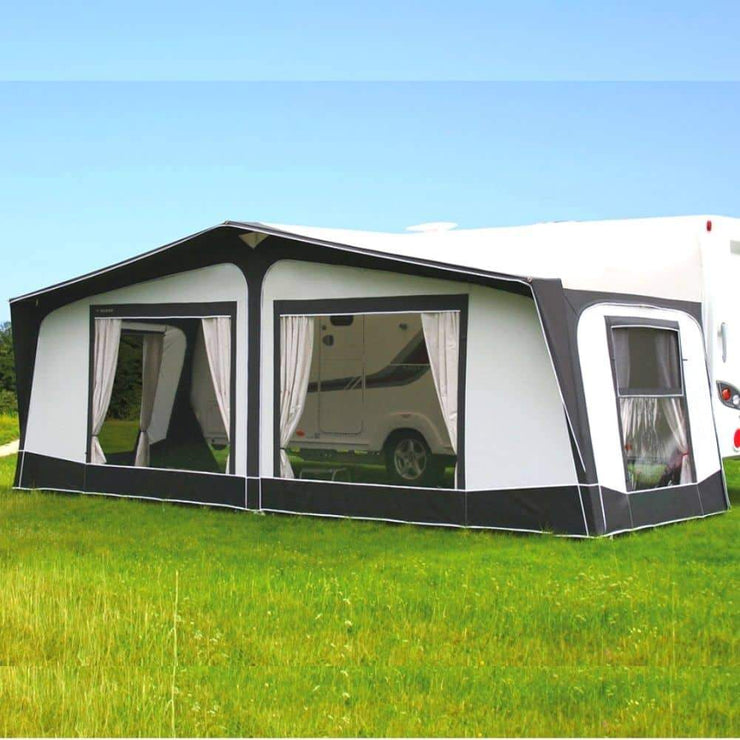 Bradcot Aspire Traditional All Season Full Caravan Awning (2019)