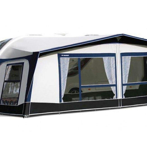 Image of Bradcot Classic 50 Full Traditional Touring Caravan Awning (2019)
