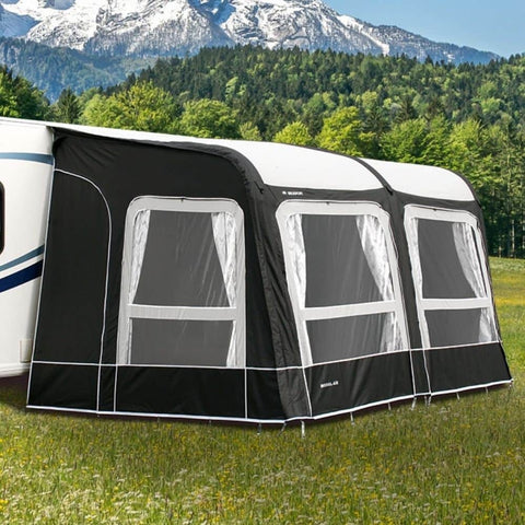 Bradcot Modul-Air V2 260 Air Inflatable Porch Caravan Awning (2019)