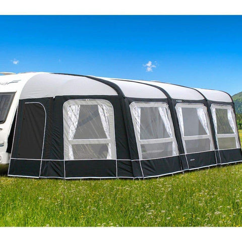 Image of Bradcot Modul-Air V2 Full Traditional Air Inflatable Caravan Awning (2019)
