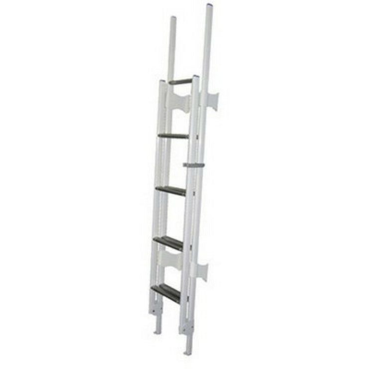 CTA 9-Step White Folding Motorhome Ladder made by CTA. A Ladders sold by Quality Caravan Awnings