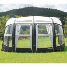Camptech AirDream Prestige DL Inflatable Air Porch Caravan Awning + FREE Straps (2019)