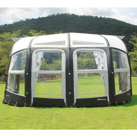 Camptech AirDream Prestige DL Inflatable Air Porch Caravan Awning + FREE Straps (2019) made by CampTech. A Air Awning sold by Quality Caravan Awnings