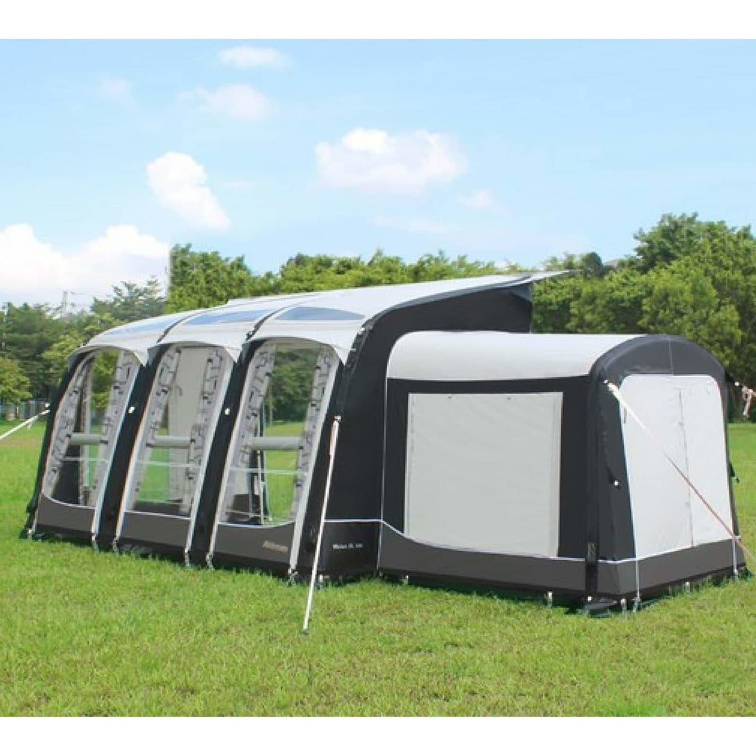 Camptech AirDream Vision DL 300 Inflatable Caravan Awning + FREE Storm Straps (2018) made by CampTech. A Caravan Awning sold by Quality Caravan Awnings
