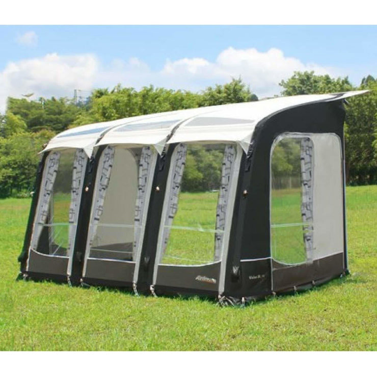 Camptech AirDream Vision DL 300 Inflatable Air Porch Caravan Awning + Free Straps 2019 made by CampTech. A Air Awning sold by Quality Caravan Awnings