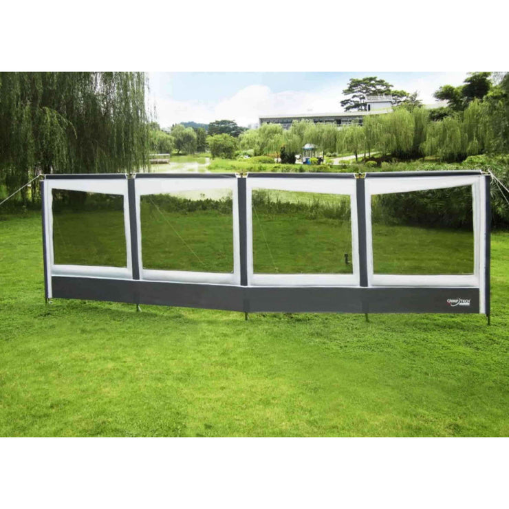 Camptech Carnival Windbreak, Lux SL521-B3D (2019) made by CampTech. A Accessories sold by Quality Caravan Awnings
