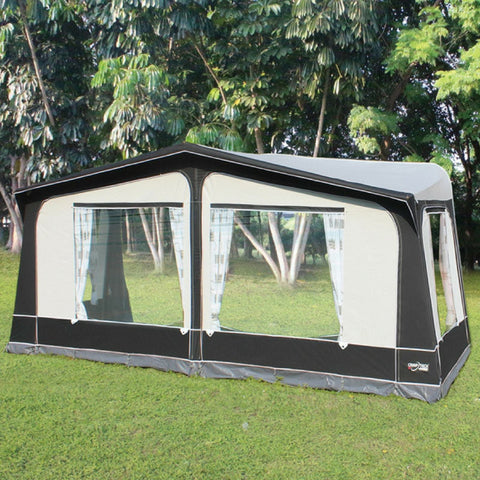 Camptech Cayman Grey Touring Caravan Awning + FREE Storm Straps (2020) made by CampTech. A Caravan Awning sold by Quality Caravan Awnings
