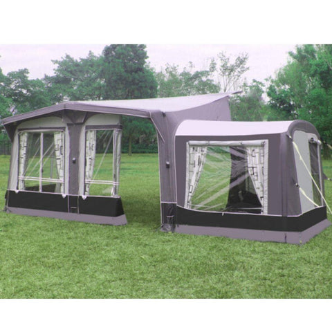 Camptech Duke 400 All-Season Caravan Air Awning SL960 + Free Stormstraps 2020