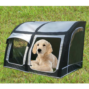 Camptech Pet House - Inflatable style awning for Cats, Dogs & Pets SL5005 (2019) made by CampTech. A Pet House sold by Quality Caravan Awnings