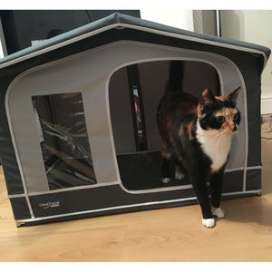 Camptech Pet House - Traditional style awning for cats, dogs and pets SL5006 (2018) made by CampTech. A Pet House sold by Quality Caravan Awnings