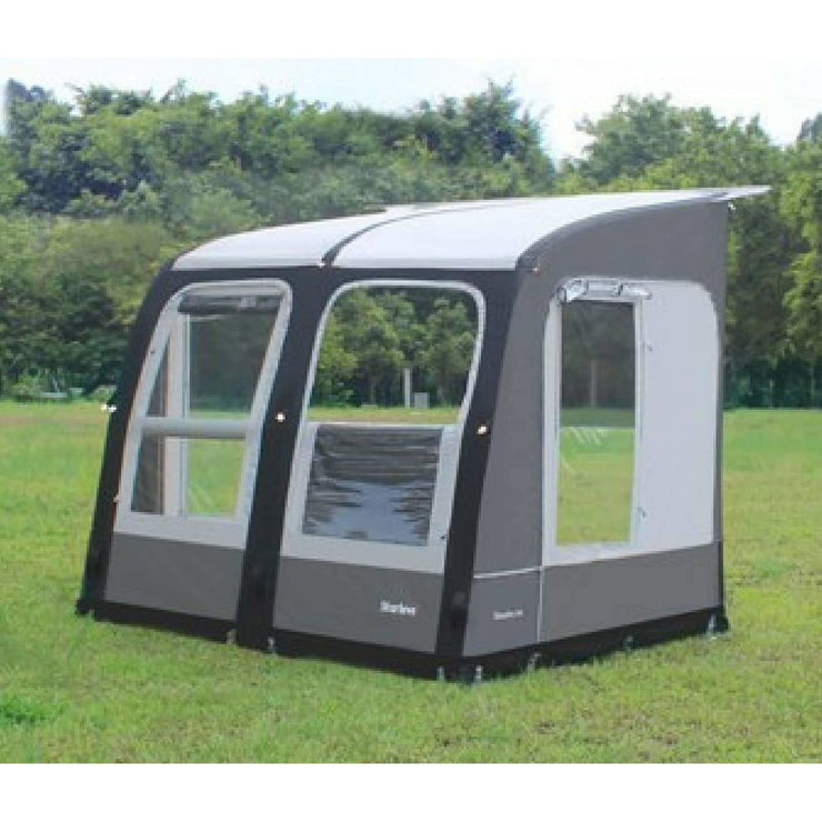 Camptech Starline 260 Inflatable Air Porch Caravan Awning + FREE Straps (2019) made by CampTech. A Air Awning sold by Quality Caravan Awnings