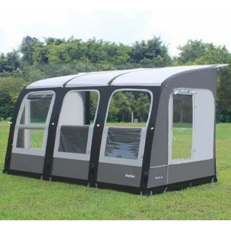 Camptech Starline 390 Inflatable Air Porch Caravan Awning + FREE Straps (2019) made by CampTech. A Air Awning sold by Quality Caravan Awnings