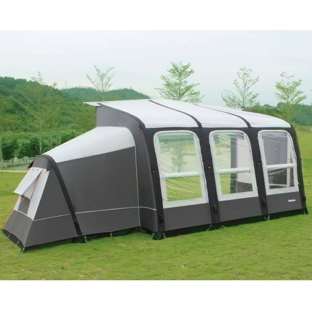 Camptech Starline 390 Inflatable Air Caravan Awning Free
