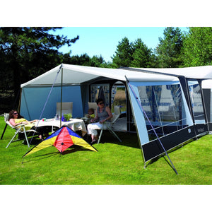Walker Sidewall With Window for Awning Canopy - Quality Caravan Awnings