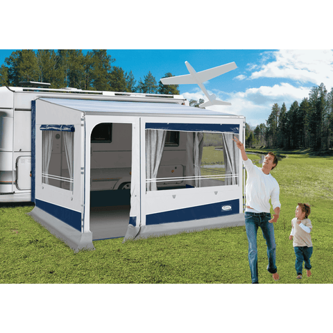 Image of Leinwand Explorer Legend for Fiamma Caravanstore made by Leinwand. A Caravan Awning sold by Quality Caravan Awnings