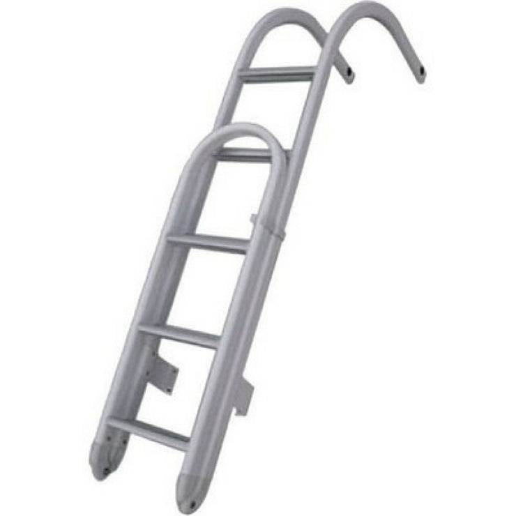 Fiamma 8-Step Clamp Top Motorhome Ladder made by Fiamma. A Ladders sold by Quality Caravan Awnings