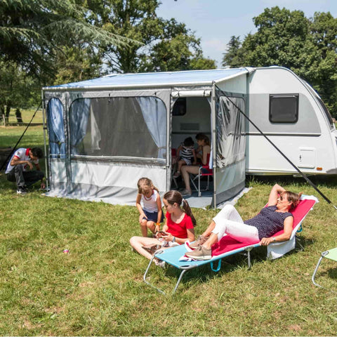 Fiamma Caravanstore ZIP XL Privacy Room made by Fiamma. A Tent sold by Quality Caravan Awnings