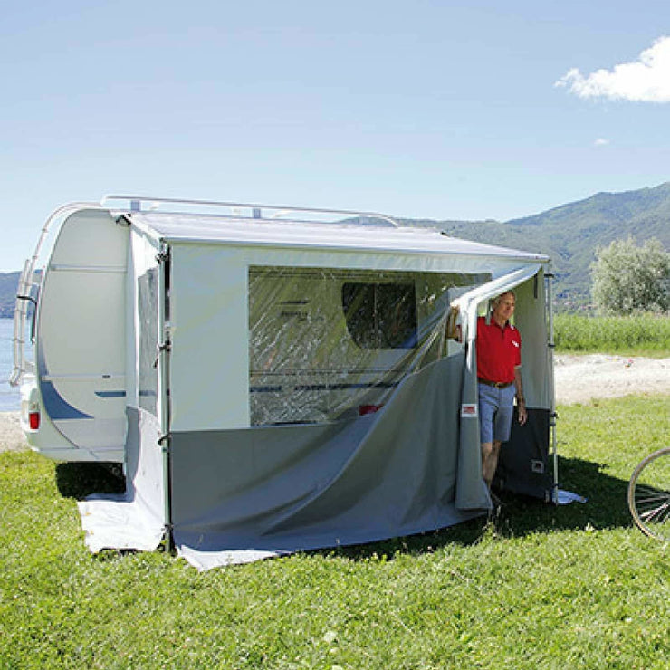 Fiamma F35 Pro Titanium Caravan Awning made by Fiamma. A Caravan Awning sold by Quality Caravan Awnings