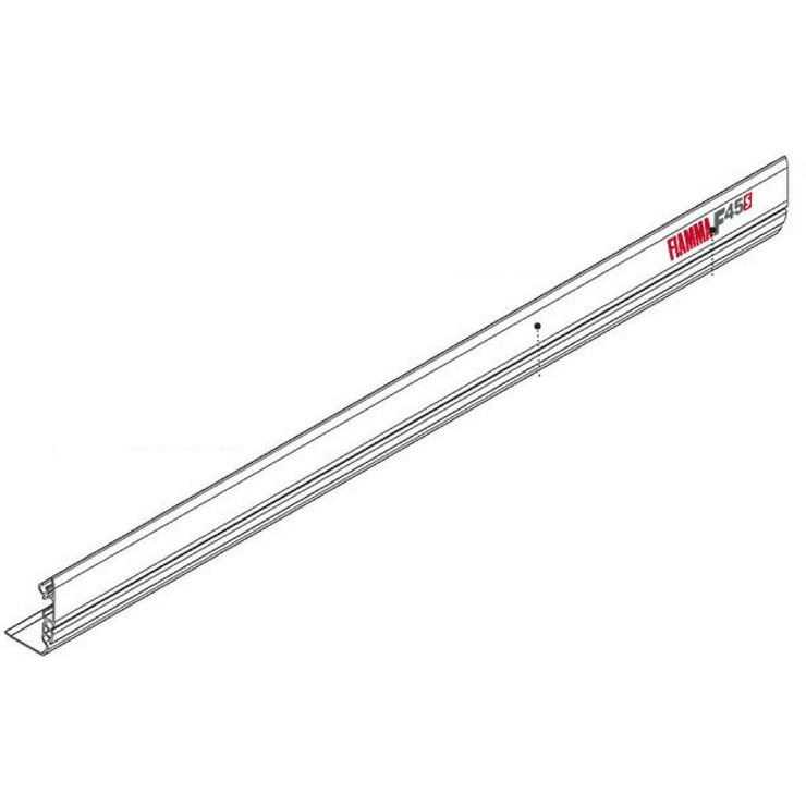 Fiamma F45S Polar White Lead Bar made by Fiamma. A Accessories sold by Quality Caravan Awnings