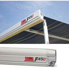 Fiamma F45S Titanium Motorhome Awning made by Fiamma. A Motorhome Awnings sold by Quality Caravan Awnings