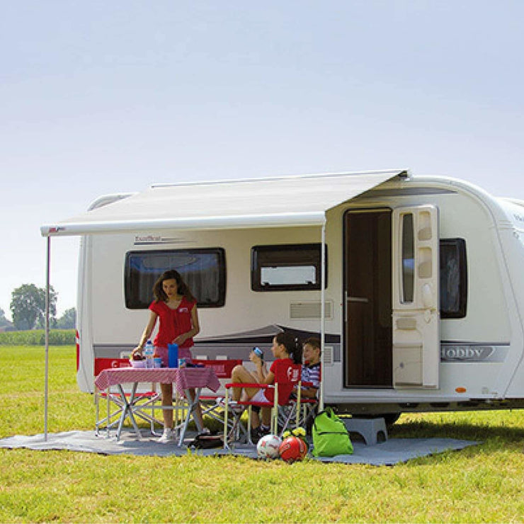 Fiamma F65S Deep Black Motorhome Awning made by Fiamma. A Motorhome Awnings sold by Quality Caravan Awnings