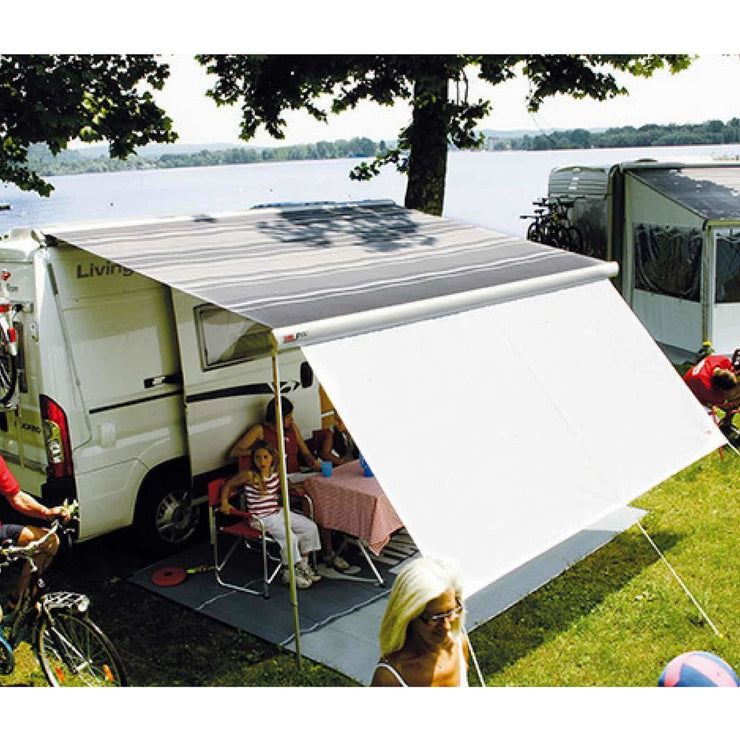 Fiamma F65S Polar White Motorhome Awning made by Fiamma. A Motorhome Awnings sold by Quality Caravan Awnings