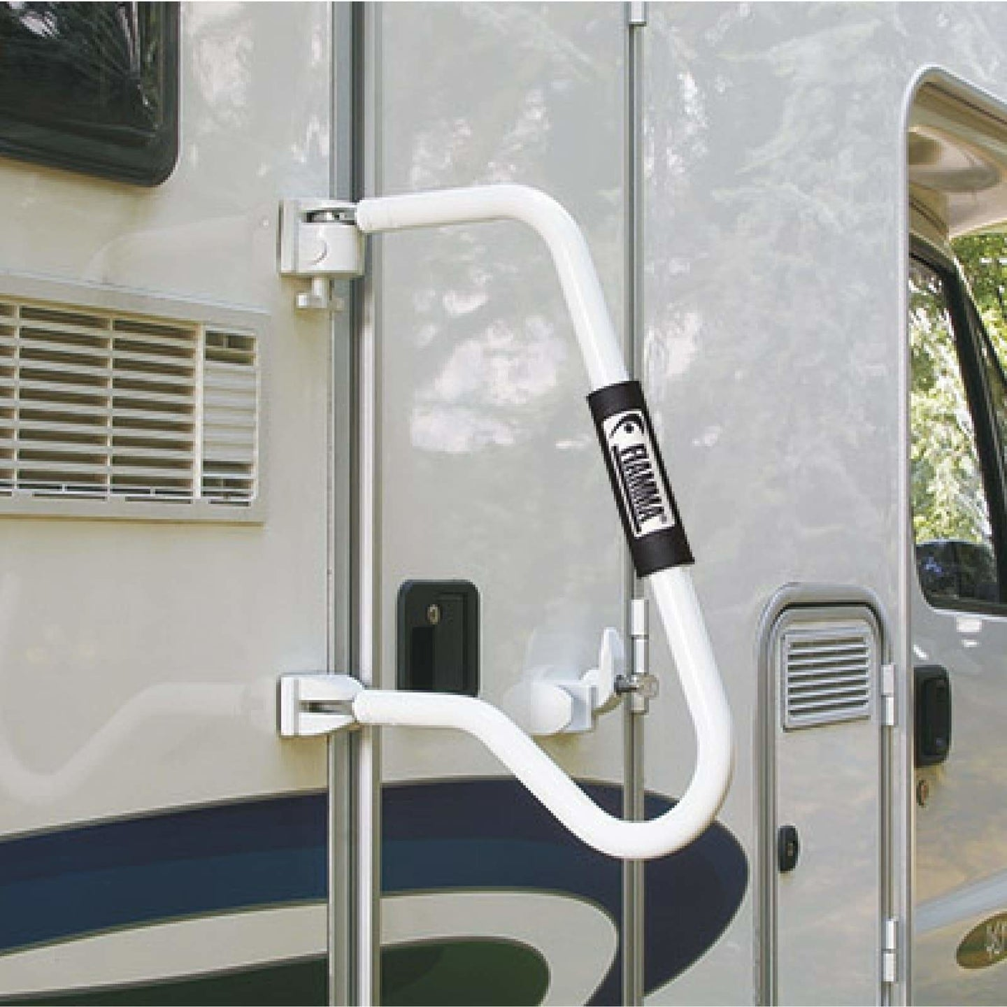 Fiamma Security 46 Pro Handle - Quality Caravan Awnings