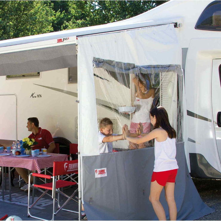 Fiamma Side W Pro Shade Panel made by Fiamma. A Accessories sold by Quality Caravan Awnings