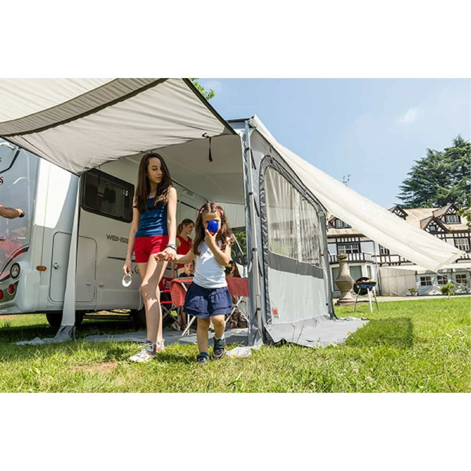 Fiamma Ultra Light Privacy Room Quality Caravan Awnings