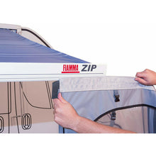 Fiamma ZIP Large Awning Front & Side Panels - Quality Caravan Awnings
