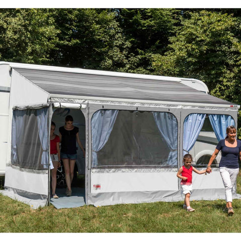 Fiamma ZIP Large Privacy Room made by Fiamma. A Tent sold by Quality Caravan Awnings