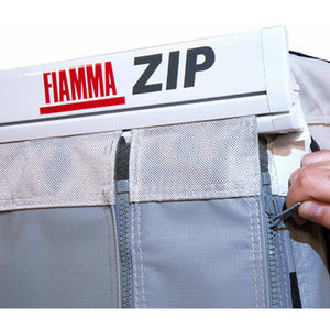 Fiamma ZIP Medium Awning Front & Side Panels made by Fiamma. A Tent Accessory sold by Quality Caravan Awnings