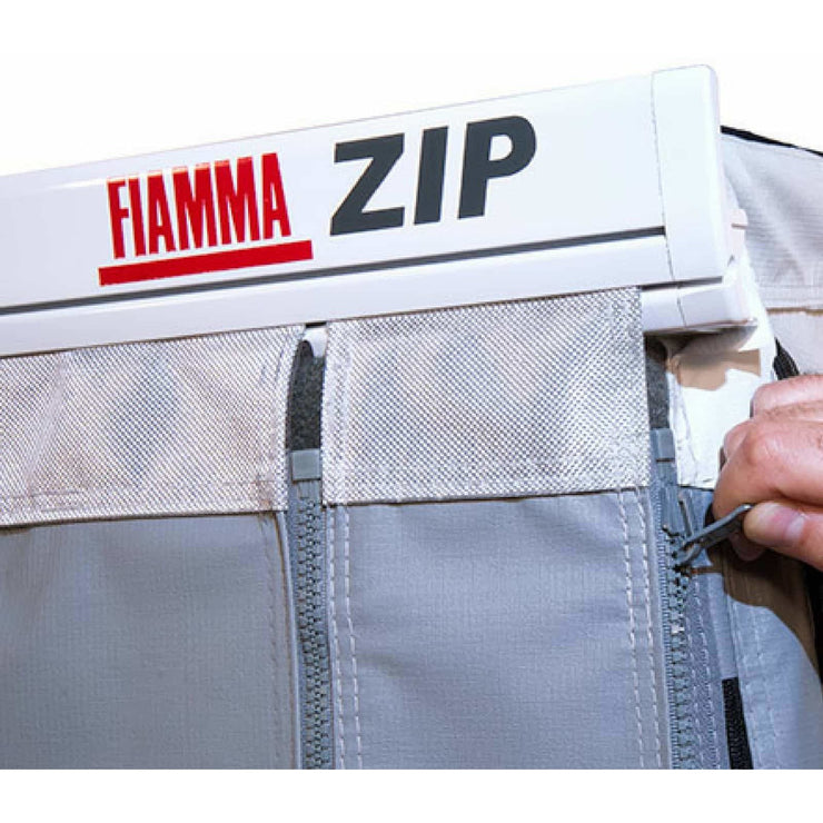 Fiamma ZIP Medium Awning Front & Side Panels | Quality ...