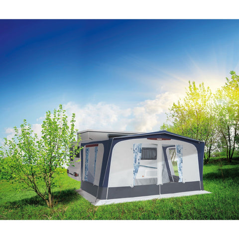 Image of Trigano (Eurovent) Honfleur Full Caravan Awning