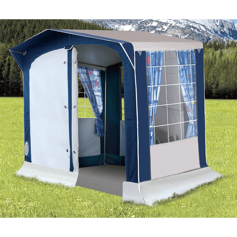 Leinwand Loira Kitchen & Storage Tent 180CM X 140CM made by Leinwand. A Kitchen Tent sold by Quality Caravan Awnings