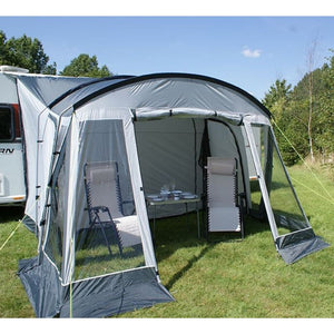 Leisurewize Mercury 350 Driveaway Air Inflatable Porch Motorhome Awning Tall LWA39
