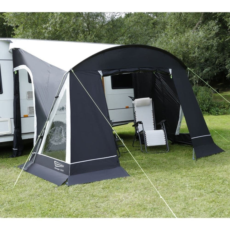 Leisurewize Mirage 325 Caravan Poled Porch Awning  LWA31 (2020)