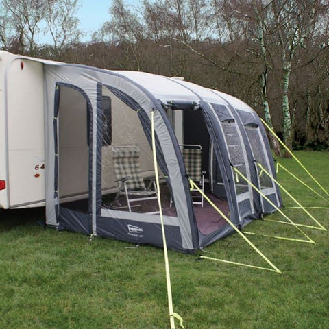 Leisurewize Ontario 390 Air Inflatable Porch Caravan Awning LWA15 (2020)