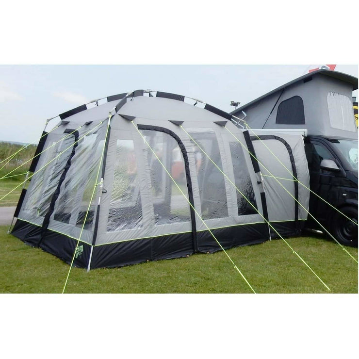 Khyam Motordome Classic Driveaway Awning 110280 made by Khyam. A Drive-away Awning sold by Quality Caravan Awnings