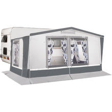 Grey Montreux 250 Caravan Awning By Trigano
