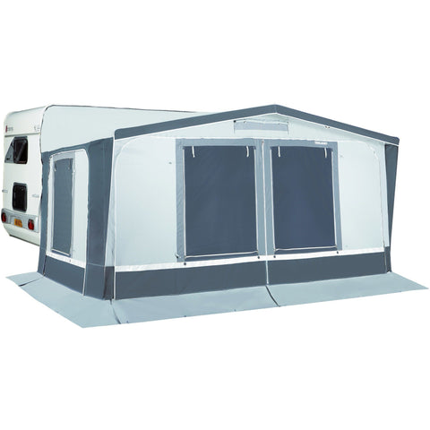 Image of Blue Montreux 250 Caravan Awning By Trigano
