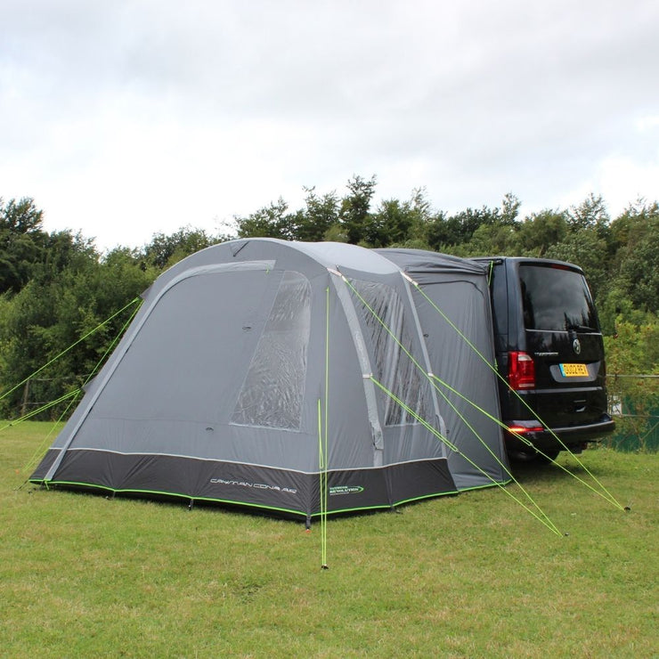 Outdoor Revolution Cayman Cona Air (180-210) Inflatable Drive-Away Awning ORDA1100 + Free Footprint