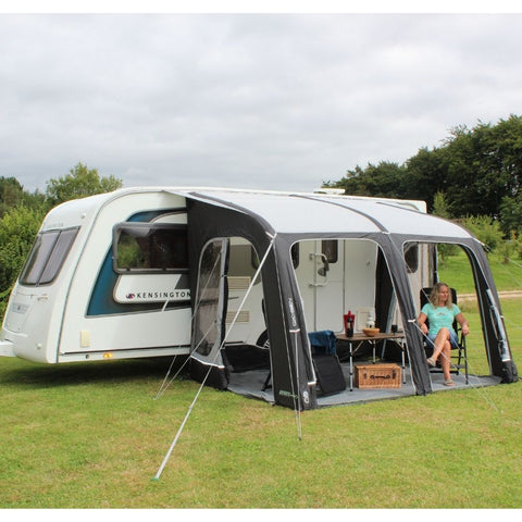 Outdoor Revolution Sportlite Air 320 Inflatable Caravan Awning ORCA1000 + Free Carpet (2021)