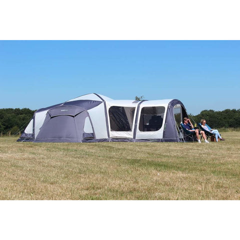 Image of Outdoor Revolution Airedale 12.0 Inflatable Air Tent ORBK8820 + Free Pump (2019) made by Outdoor Revolution. A Tent sold by Quality Caravan Awnings