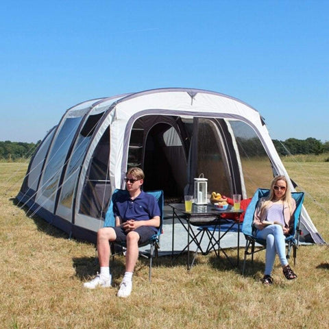 Outdoor Revolution Airedale 5.0S Inflatable Tent ORBK8520 + Free Pump (2020)